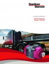 GD150 Oil Free Compressor