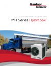 MH Series Hydrapak - Hydraulic Drive Cooling System