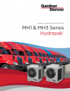 MH1-MH3 Series Hydrapak, Hydraulic Drive Cooling Systems brochure